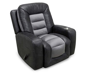 recliner recliners grey furniture lots chairs airflow biglots rocker gray branson simmons service quality