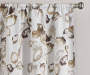 Alexa Birch Botanical Room-Darkening Single Curtain Panel 95 inches Cropped Lifestyle
