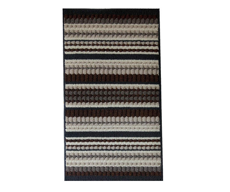 Alston Stripe Accent Rug 20X34 Silo