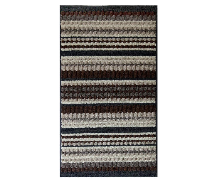 Alston Stripe Accent Rug 27X45 Silo