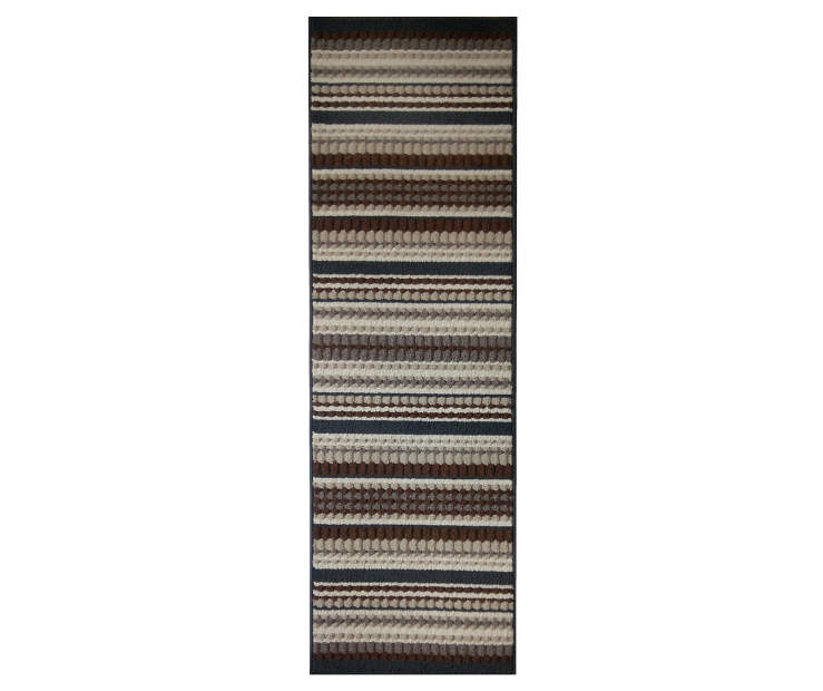 Alston Stripe Accent Runner 20X60 Silo