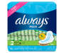 Always Maxi Size 2 Long Super with Flexi-Wings Pads 42 ct Pack
