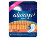 Always Maxi Size 4 Overnight with Flexi-Wings Pads 33 ct Pack