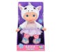 Animal Cuties Unicorn Baby Doll Silo In Package