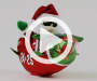 Animated Airplane Santa with LED Propeller video
