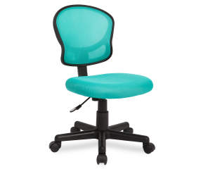 just home aqua mesh office chair big lots 87869