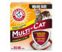 Arm & Hammer⢠Multi-Cat Clumping Litter 26.3 lb Box
