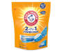 Arm & Hammer™ OxiClean™ Stain Fighters CleanBurst™ 2-in-1 Power Paks 62 ct Pouch