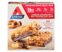Atkins Chocolate Peanut Butter Pretzel Bars 5 1.69 Ounce Bars Front View Silo Image