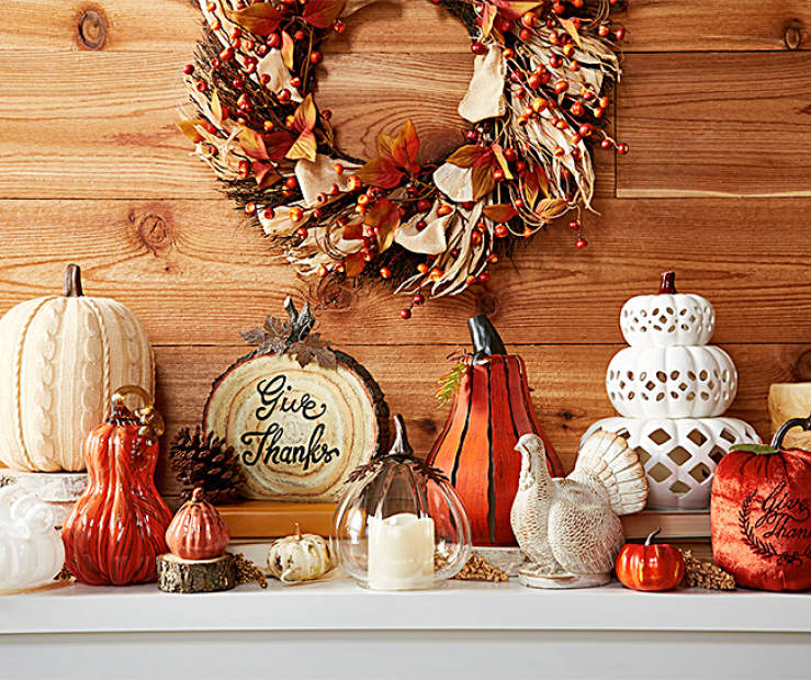 Autumn Radiance D 233 Cor Collection Big Lots