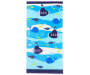 BEACH 19 TOWEL SUBMARINE 30X60