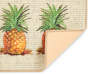 BEVINGTON 17X30 - 3 PINEAPPLES