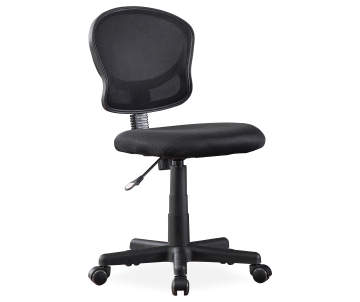 Non Combo Product Ing Price 39 99 Original List Just Home Black Mesh Office Chair
