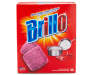 BRILLO STEEL WOOL PADS RED 18CT