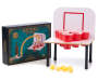 Basketball Beer Pong Tabletop Game silo front