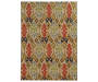 Bedford Beige Area Rug 6FT7IN x 9FT3IN Silo Image
