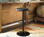 Bellatier Brown Low Back Adjustable Height Barstool lifestyle