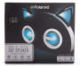 Black Bluetooth  Light-Up Cat Speaker In Package Silo