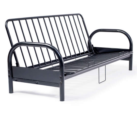 Black Futon Frame Lots