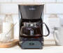 Black Simple Brew 4-Cup Switch Coffee Maker