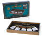 Blackjack and Roulette 2 in 1 Casino Game silo front
