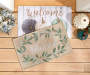 Blessed Wreath Placemats 4 Pack lifestyle