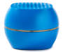 Blue Bluetooth Portable LED Light Speaker Front SIio front