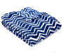 Blue Diamond King 12 Piece Comforter Set silo angled