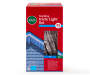 Blue Icy Twinkle LED Icicle Light Set 25 Count silo front package view