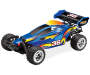 Blue Pro-RC Off Road Racer silo
