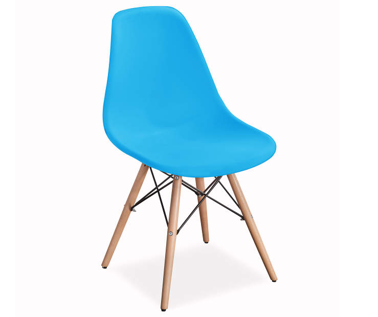 Blue Pyramid Truss Task Chair silo front