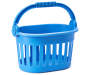 Blue Storage Basket silo front