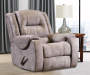 Bradford Tan Rocker Recliner lifestyle