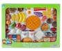 Breakfast 70 Piece Play Food Set silo front package