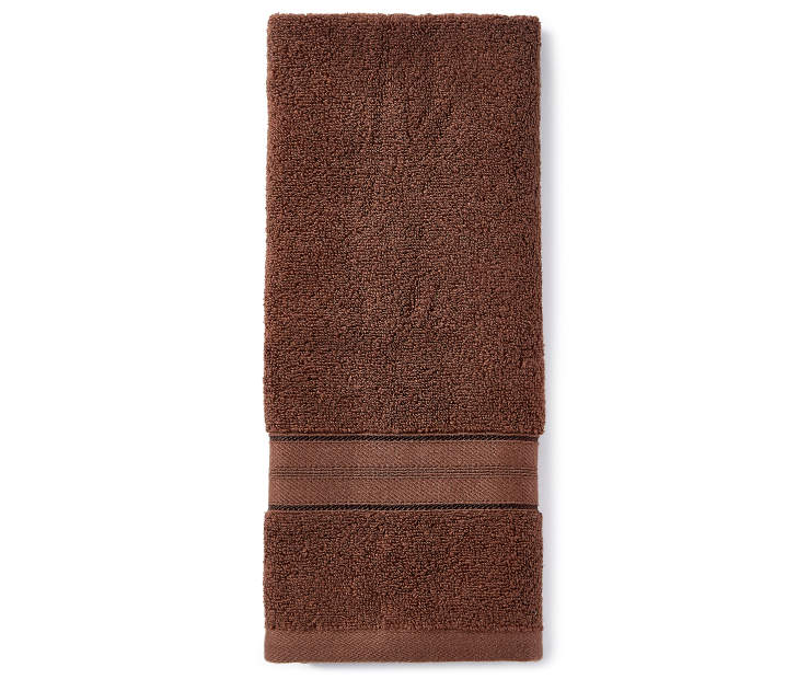 Brown Hand Towel silo front