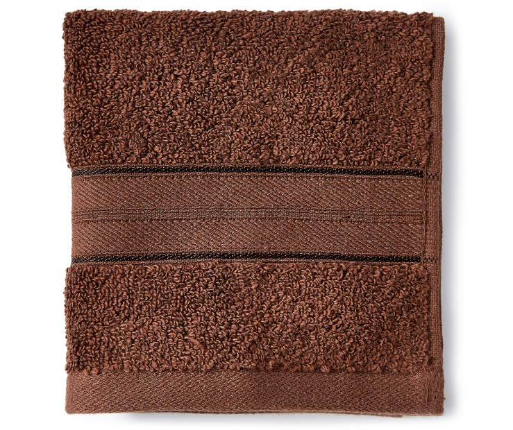 Brown Wash Cloth silo front