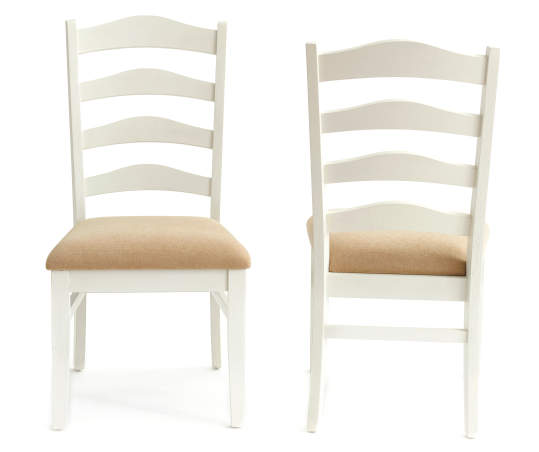 Broyhill Castillo Upholstered Dining Chairs 2 Pack Big Lots