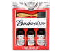 Budweiser BBQ Sauce and Basting Brush 4 Piece Gift Set silo front in package