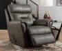 CARRILLO GREY RCKR RECLINER