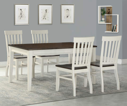 Stratford Caylie Farmhouse Dining Chairs 2 Pack Big Lots