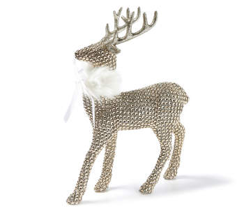 non combo product selling price 120 original price 120 list price 120 - Christmas Deer Decorations Indoor