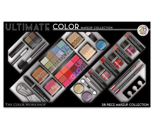 The Color Work Ultimate 28 Piece