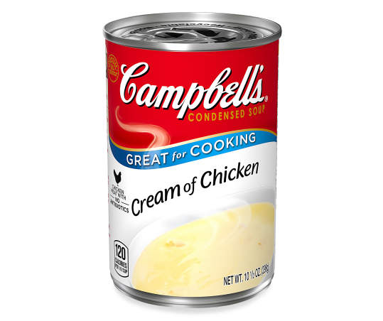 Campbell S Campbell S Condensed Cream Of Chicken Soup 10 5 Oz Can Big Lots