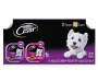 Cesar Filet Mignon Flavor & Porterhouse Steak Classic Loaf in Sauce Wet Dog Food Variety Pack 12-3.5 oz. Trays