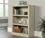 Chalked Chestnut Tan 3 Shelf Bookcase lifestyle