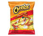 Cheetos Crunchy Hot Cheese Flavored Snacks 8.5 Ounce Plastic Bag