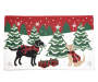 Chenille Holiday Dogs Indoor Rug Silo Image