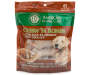 Chew N Bones Medium Chicken Flavored Dog Treats 6 Count silo front