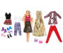 Chic Blonde Fashion Doll Set Silo Out Of Package