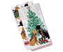 Christmas Dogs Kitchen Towels 2 pack silo front